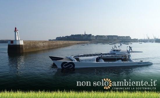 Energy Observer: la prima barca a vela green che gira il mondo
