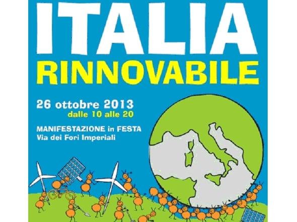 Italia Rinnovabile: dieci scelte indispensabili