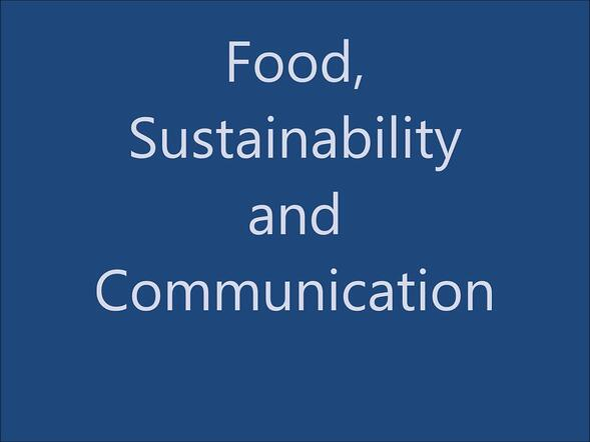 Food, Sustainability and Communication: la parola ai relatori
