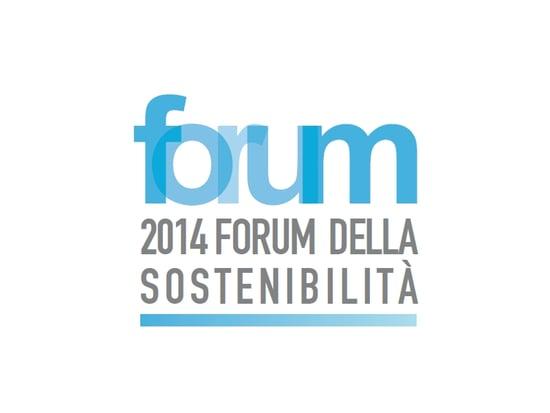 Speciale Forum della Sostenibilità – 20 maggio 2014