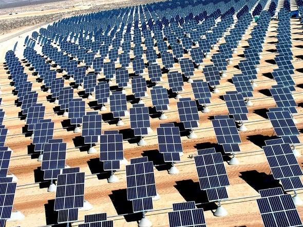 Fotovoltaico, nel mondo installati oltre 100 Gw