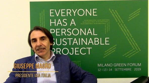 Giuseppe Magro - Milano Green Forum 2019