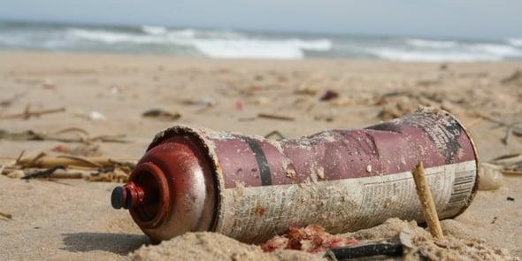 Indagine Goletta Verde, Legambiente: aumentano i rifiuti nei nostri mari