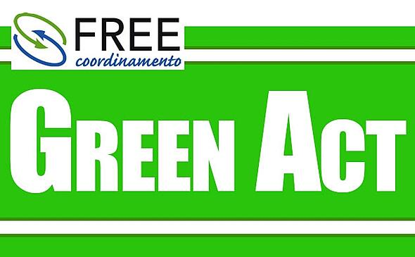 Green Act: i dieci punti del Coordinamento FREE