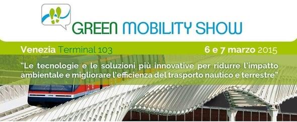 Green Mobility Show - 28-29 marzo 2014 - Venezia