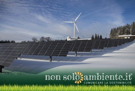 Rinnovabili: l'Italia ad un passo dagli obiettivi 2020
