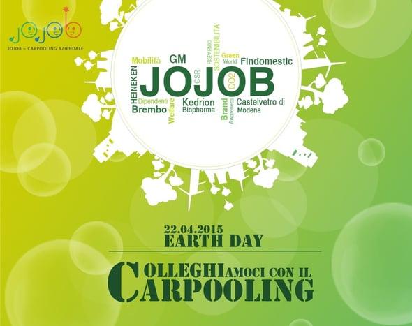 Jojob: 10 aziende danno il via al carpooling