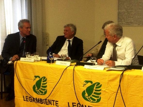 Legambiente: Italia batte Germania su green economy