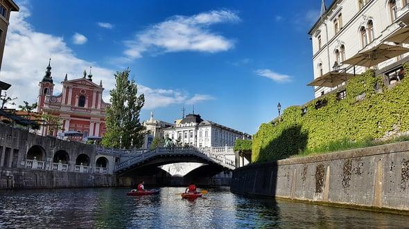 Lubiana, ecco le innovazioni che le sono valse il titolo di Capitale Verde europea 2016