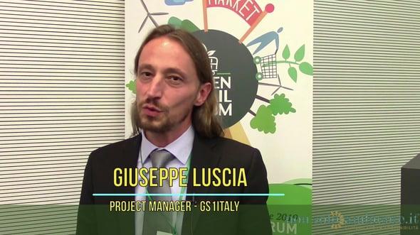 Giuseppe Luscia - GS1 Italy