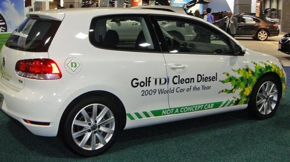 Volkswagen ha ammesso di aver truccato i test antismog