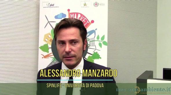 Alessandro Manzardo - Spinlife e Università di Padova