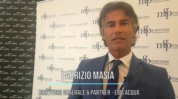 """Fabrizio Masia - """"Percorsi Sostenibili – Direttiva Single-use Plastics: pro e contro"""""""