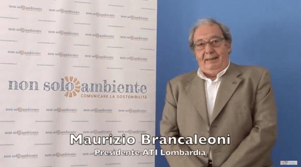 Maurizio Brancaleoni , presidente ATI Lombardia