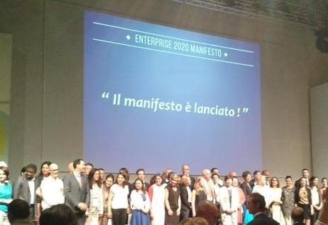 Milan Manifesto - Enterprise 2020: verso la crescita sostenibile