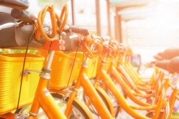 La mobilità sostenibile cambia il modo di muoversi in città