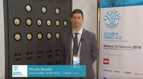 Nicola Baraldi - Schemi idrici 4.0: confrontarsi per innovare