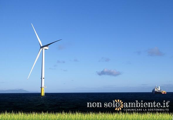 Il più grande parco eolico del mondo si trova nei mari irlandesi