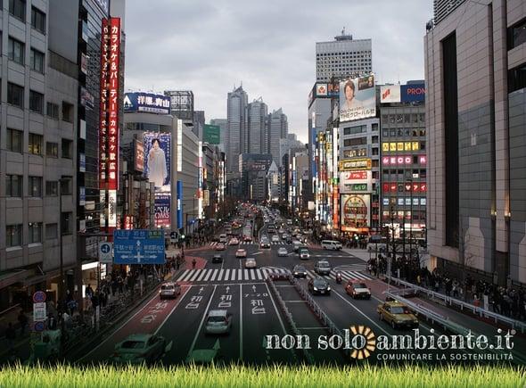 Olimpiadi di Tokyo e sostenibilità, strade solari per produrre energia