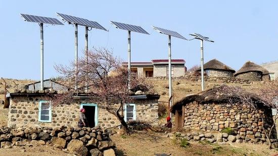I Paesi in via di sviluppo puntano sulle rinnovabili, è boom di investimenti