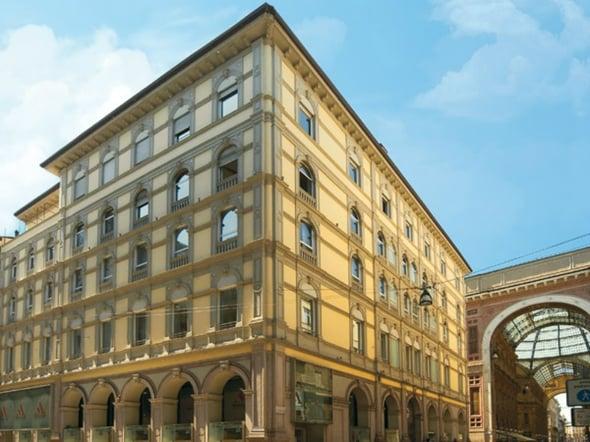 Palazzo Ricordi, il più antico edificio certificato LEED®