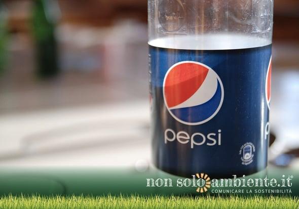 L'obiettivo green di PepsiCo: 50% di plastica riciclata entro il 2030