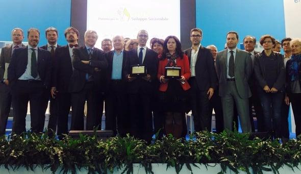 Premio Sviluppo Sostenibile 2015: a Ecomondo premiate le aziende green italiane