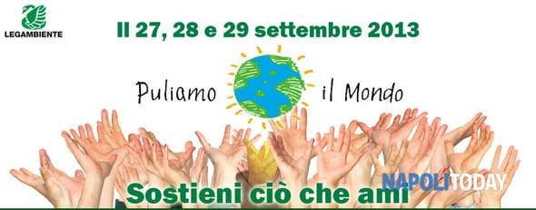 Puliamo il mondo 2013 – 27-28-29 settembre