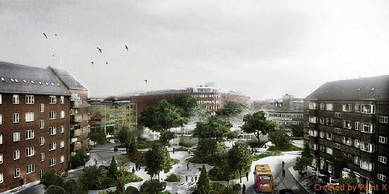 A Copenaghen il quartiere San Kjeld per contrastare i cambiamenti climatici