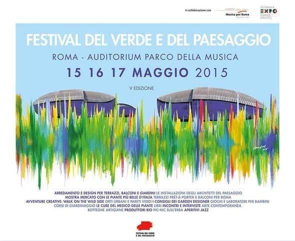 V Festival del Verde e del Paesaggio