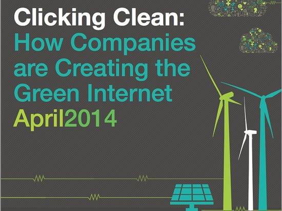 Clicchiamo pulito: Greenpeace fa rapporto sui grandi colossi di Internet