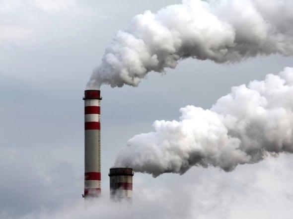 Il 2013 sarà un anno record per le emissioni di CO2