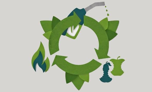 Il futuro del riciclo in Italia: dai rifiuti organici al biometano
