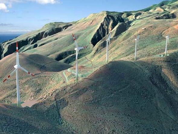 L'isola di El Hierro verso l'autonomia energetica: 100% idroeolica, 100% rinnovabile