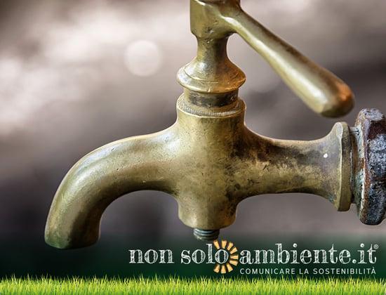 Risorsa acqua, come preservarla migliorando impianti e distribuzione