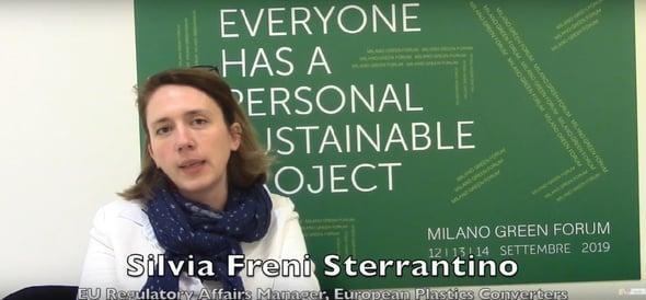 Silvia Freni Sterrantino, European Plastics Converter