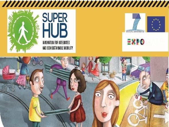 """""""Smart Mobility in Changing Cities"""": il 26 novembre la conferenza finale all'Expo Gate"""