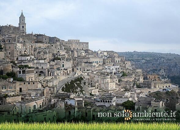 Matera 2019: the current scenario of the European Capital of Culture