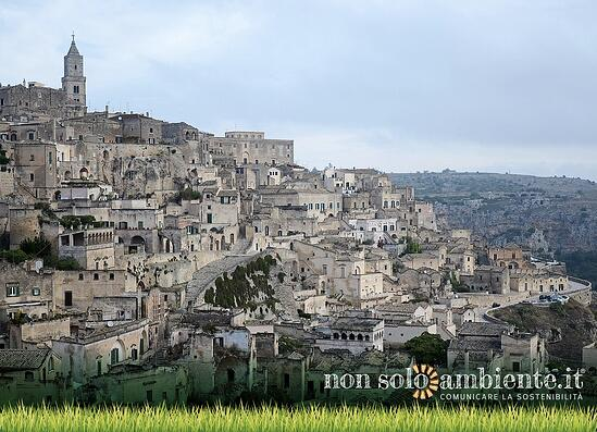 Smart Culture and Tourism: turismo sostenibile per Matera 2019