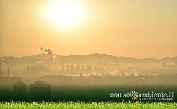 Nord Italia, 2020 iniziato nella morsa dello smog
