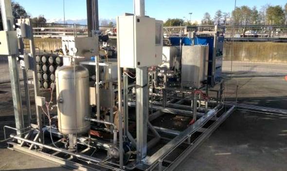 Sofcom: depurando l'acqua si può generare energia