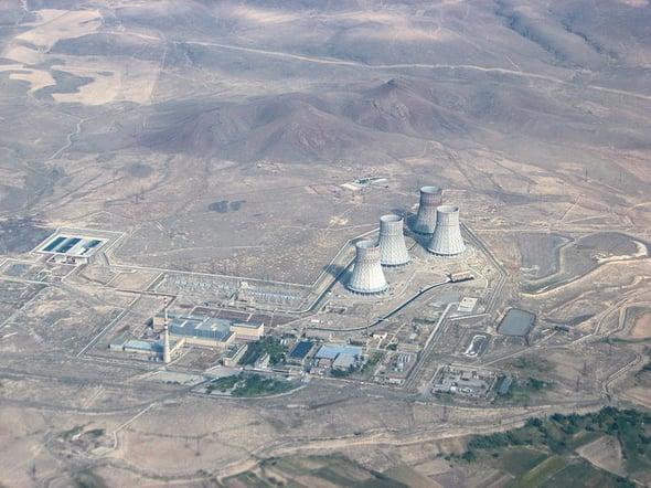 Gestione rifiuti radioattivi in Armenia. Sogin si aggiudica la gara.