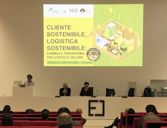 Logistica sostenibile per nuovi comsum-attori: il convegno di SOS LOGistica