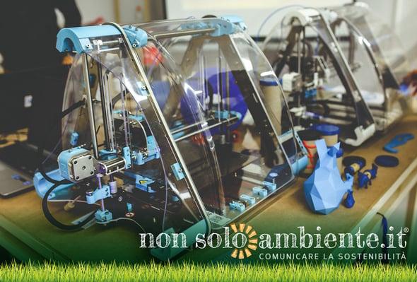 Da RAEE a toner per stampanti 3D: il progetto Enea