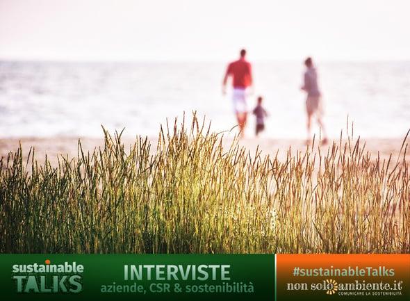 #SustainableTalks: Gianluca Randazzo di Banca Mediolanum