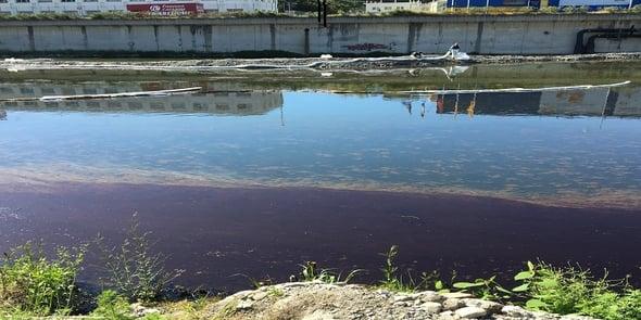Sversamento di petrolio alla Iplom: il rischio ambientale sul piatto della bilancia