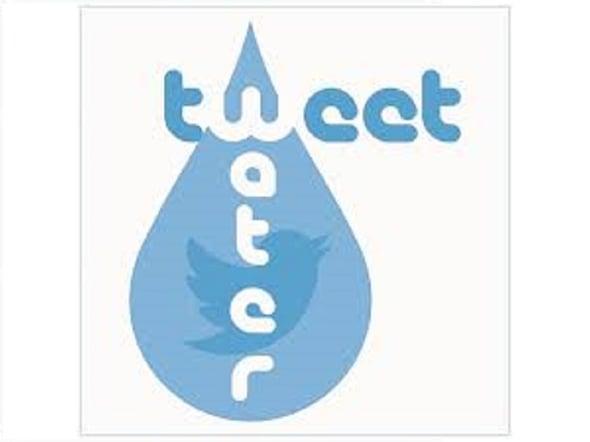 """""""tWeet Water"""", concorso di cinguettii per l'acqua bene comune"""