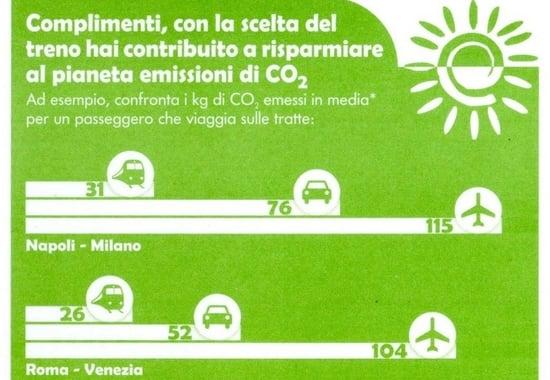 Trenitalia: prossima fermata sostenibilità