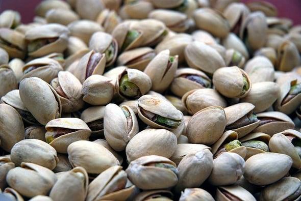 In Turchia la prima città alimentata a pistacchi