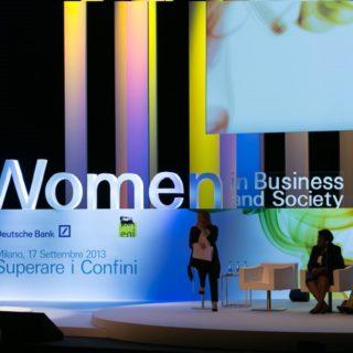 """Eni e Deutsche Bank """"superano i confini"""" per Women in Business and Society"""